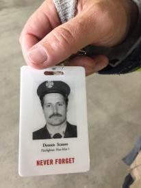 FDNY Firefighter Dennis Scauso (HazMat 1)