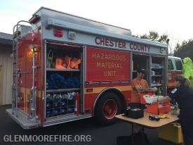 Chester County Hazardous Material Unit (Station 15)