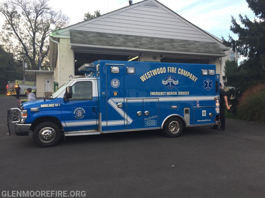 Westwood Ambulance