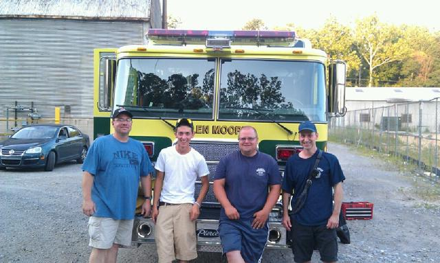 Glen Moore Supports Good Neighbor Day Festivities Glen Moore Fire